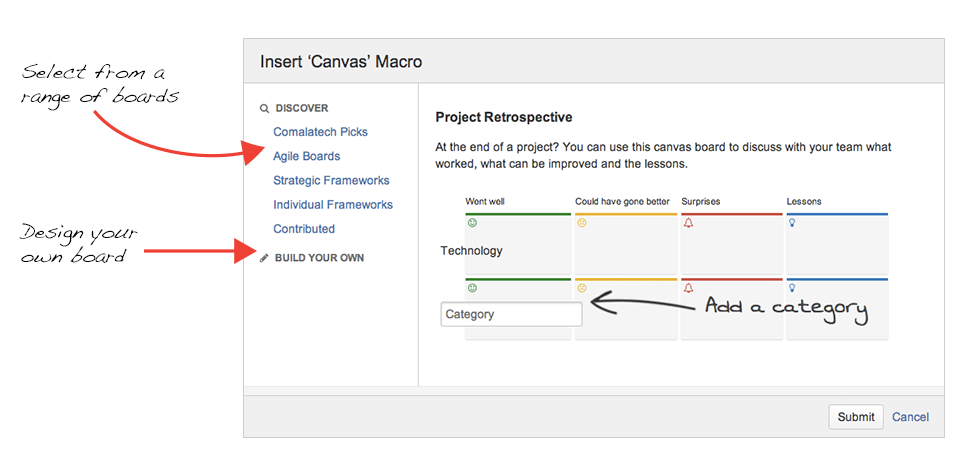 Getting Started with Canvas - Canvas for Confluence Cloud
